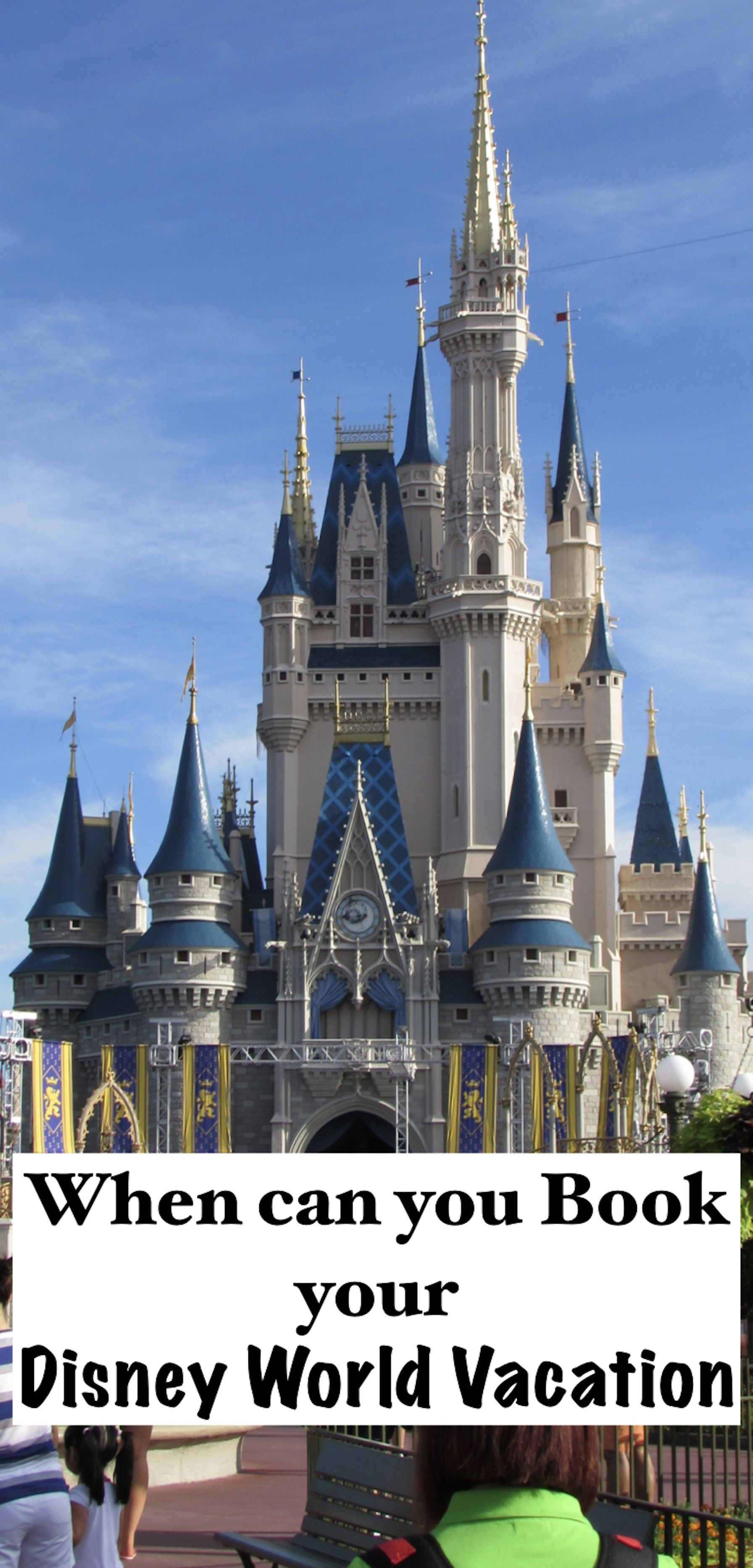 When can I Book my Disney Vacation  Disney vacations