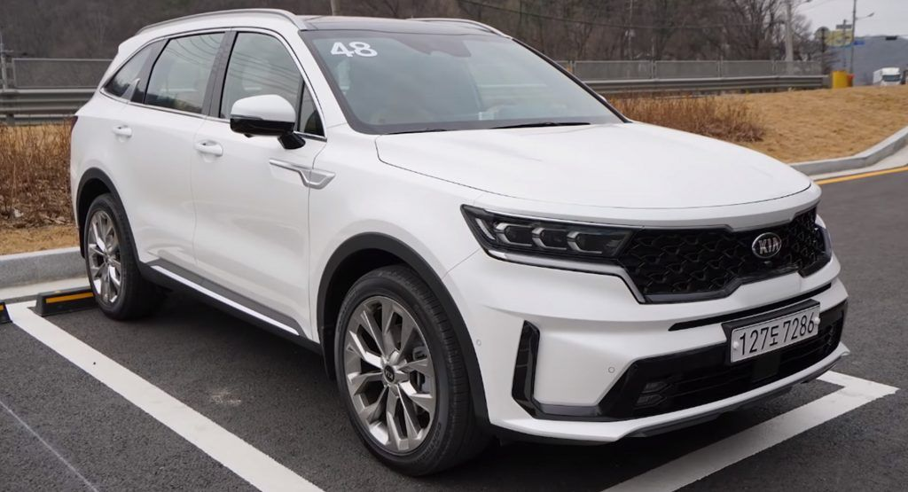 Early Review Of 2021 Kia Sorento Has Good Things To Say In 2020