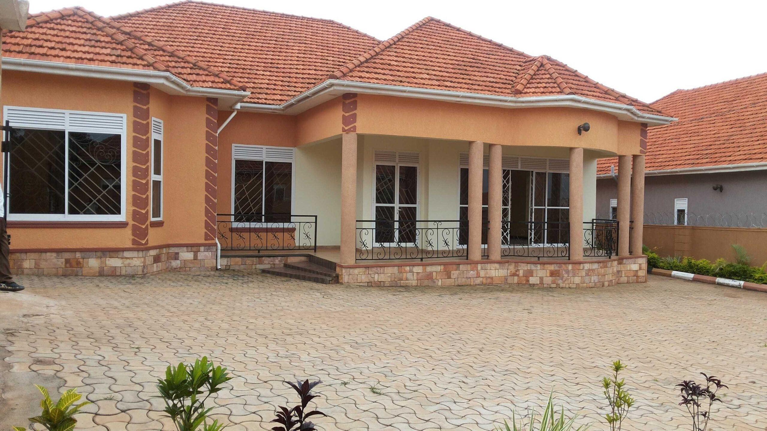 4 Bedroom Bungalow House Plans In Uganda In 2020 4 Bedroom House Plans Bedroom House Plans Beautiful House Plans