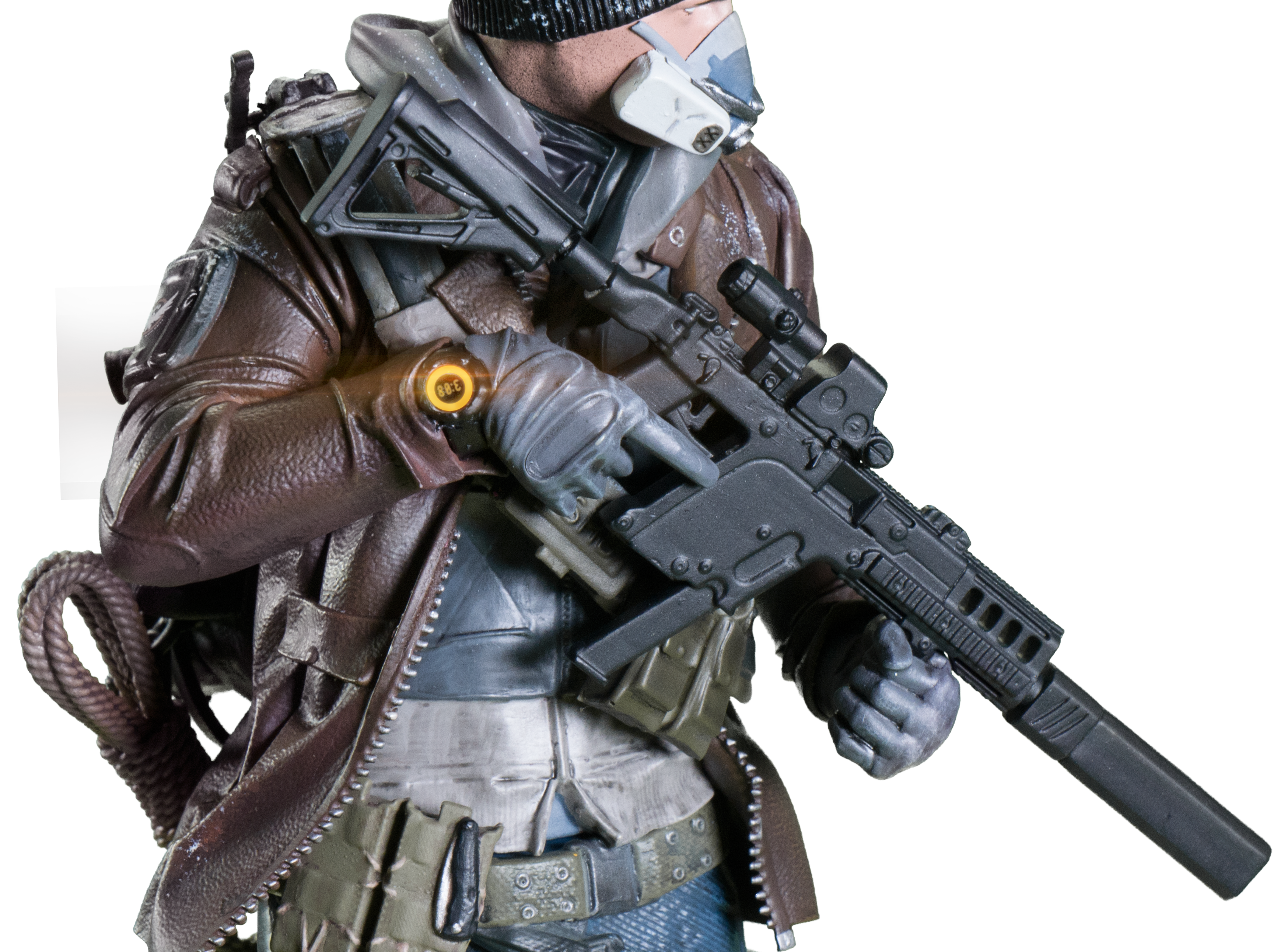 Ubisoft Announce New Ubicollectible Figurines For The Division And Ghost Recon Wildlands Think Of Yourself As Somet Division Tom Clancy Tom Clancy The Division