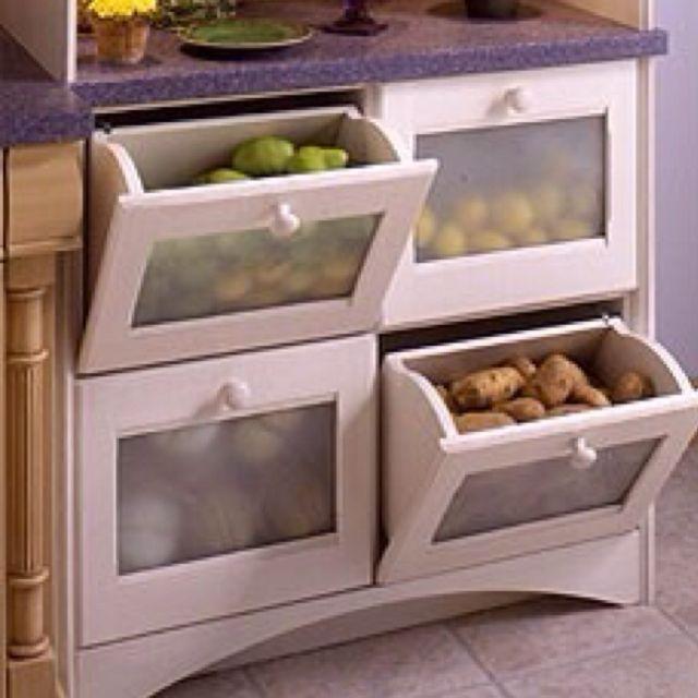 60+ Innovative Kitchen Organization and Storage DIY Projects - DIY u0026 Crafts & 60+ Innovative Kitchen Organization and Storage DIY Projects ...