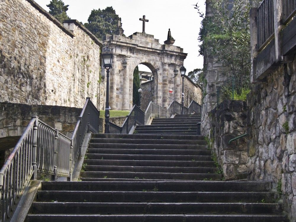Cementerio de Mallona - Bilbao