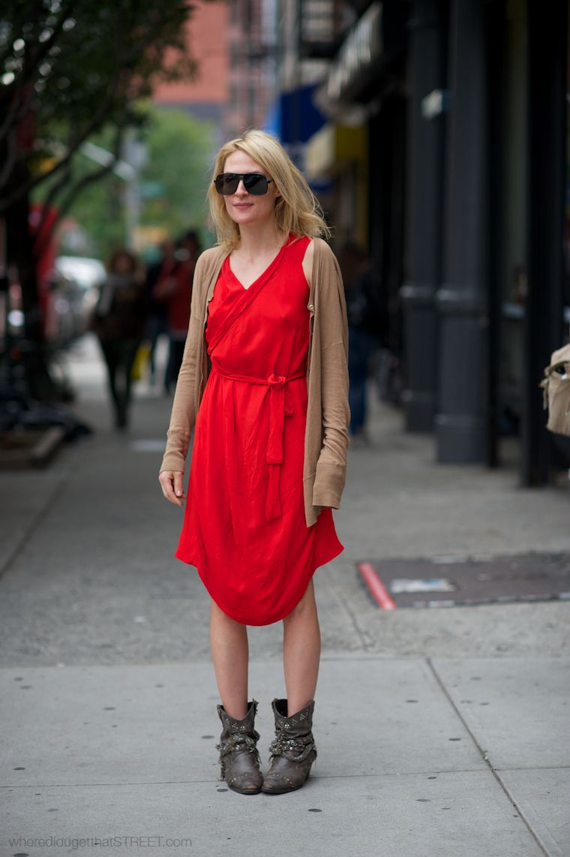 Red Dress Wearing Red Red Dress Fashion [ 1142 x 760 Pixel ]