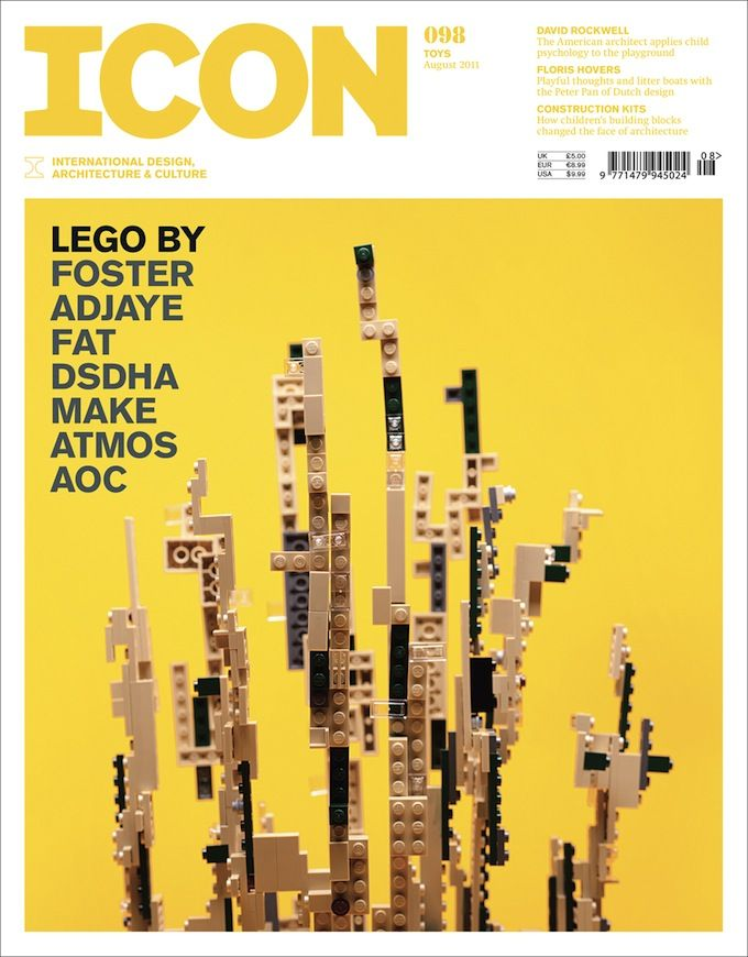Icon Magazine Top 10 Best Architecture Magazines For Your