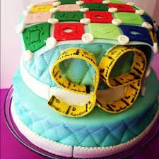 Image result for quilt cake images