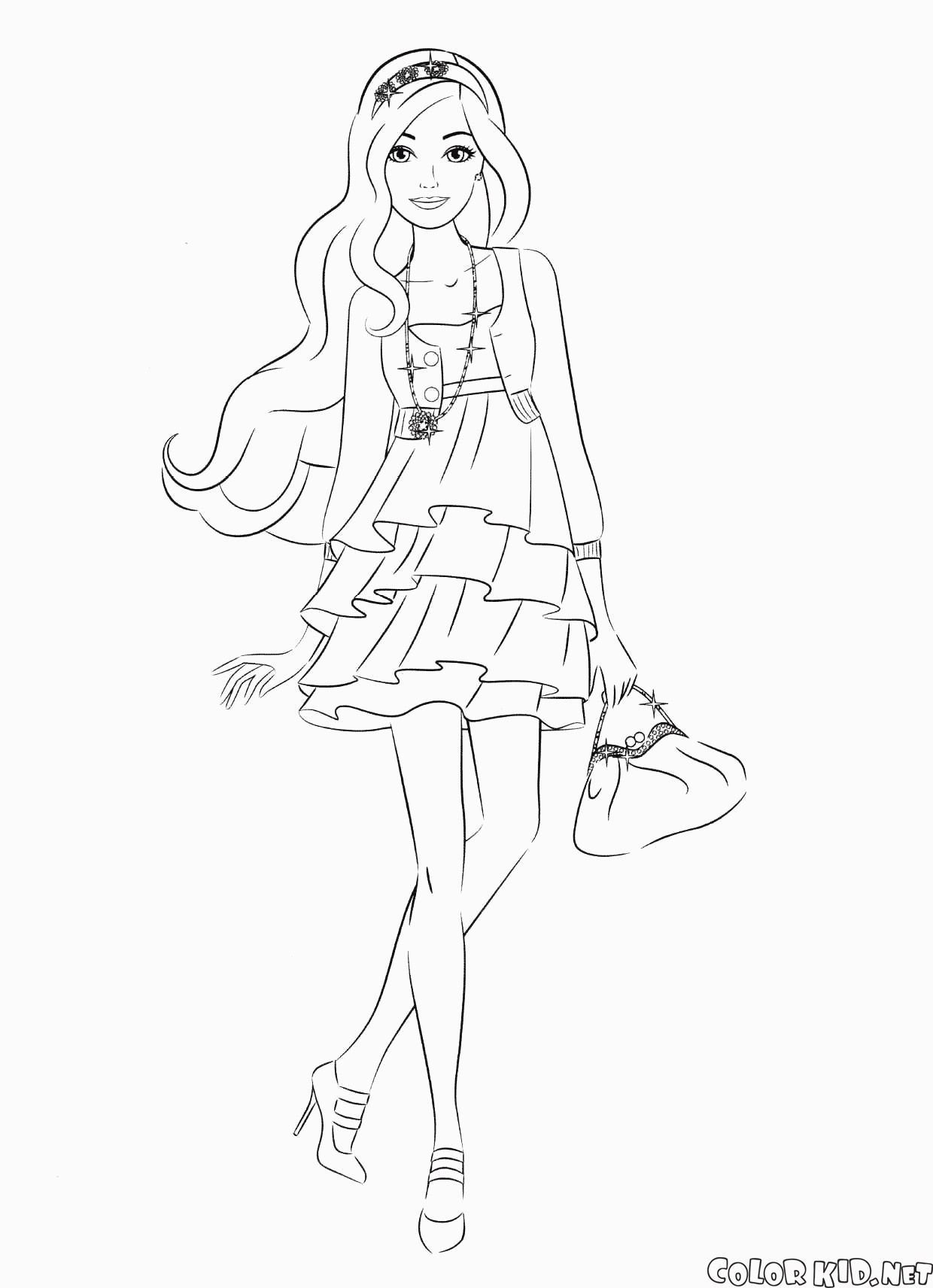 42 Barbie Dress Up Coloring Pages Top Doll Dress Games From Barbie Dresses Coloring Pages Barbie Drawing Barbie C In 2021 Barbie Coloring Barbie Drawing Coloring Pages