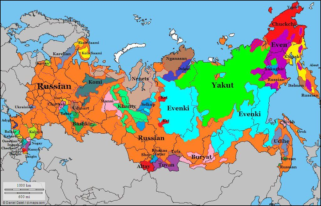 Map of languages spoken in russia dnya pinterest russia map of languages spoken in russia gumiabroncs Images