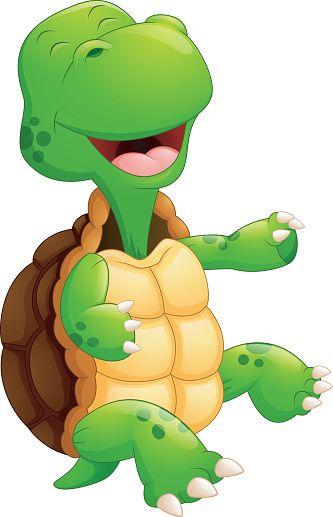 Laughing Turtle Lol Slow Slow Cute Images Cartoon Turtle