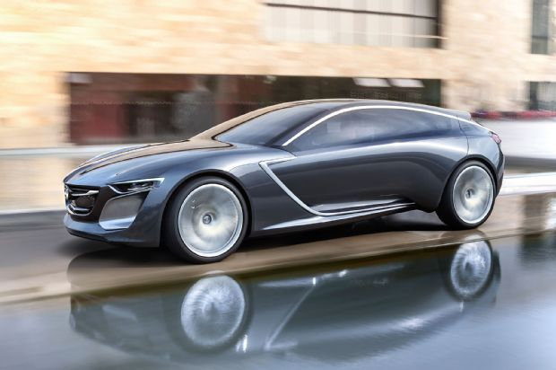 European Brand Opel Will Soon Reveal A New Twoseater Sports Car - Two seater sports cars