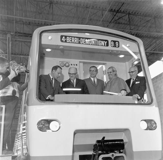 Expo67 | Montreal, Quebec, Canada | #Expo67 | Métro de Montréal | STCUM | Berri-de-Montigny | Berri-UQAM