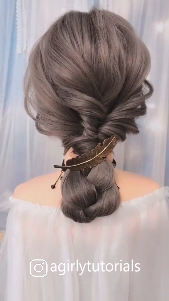 Photo of 10 Amazing Hairstyles Fashion Tutorial for 2020  Part 7