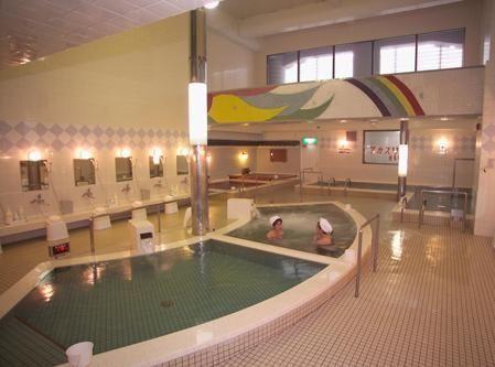 健康空間うるわし湯 公衆浴場 温泉 大浴場
