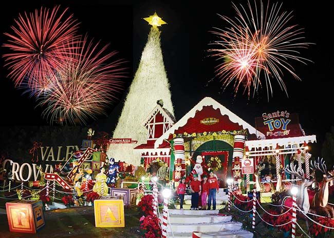 Christmas traditions is quite famous in Asian countries like China, India, Japan, North Korea, South Korea, Vietnam and Singapore, as there are lots of followers of Christianity in these countries.