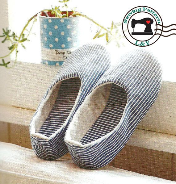 Magnificent Sewing Patterns For Slippers Model - Sewing Pattern ...