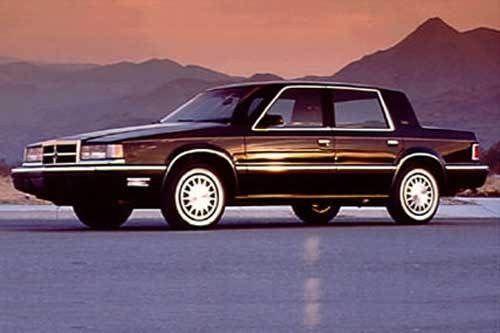 Ffcox S 1992 Dodge Dynasty In Lebanon Oh Dodge Chrysler Cordoba Cars