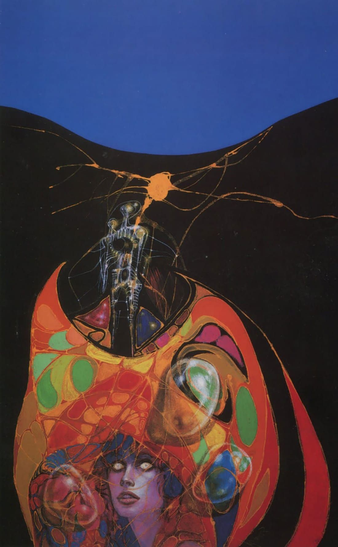 Art By Robert M Powers Scifi Fantasy Art Sf Art Art