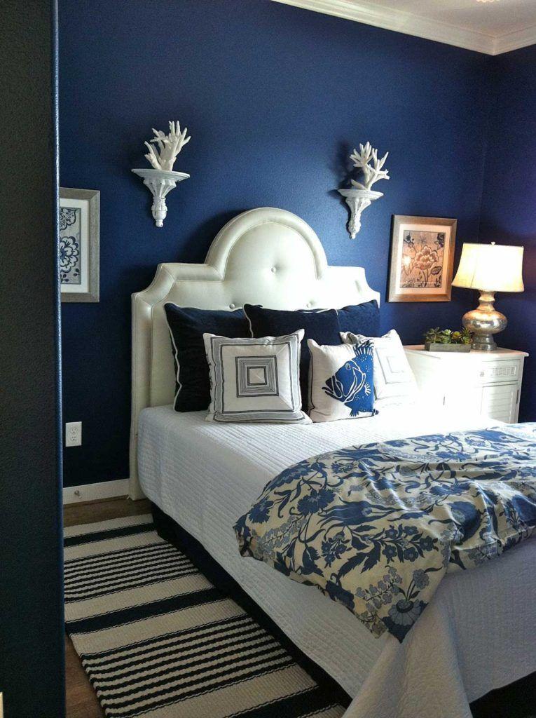 27 navy living room design ideas  blue bedroom decor