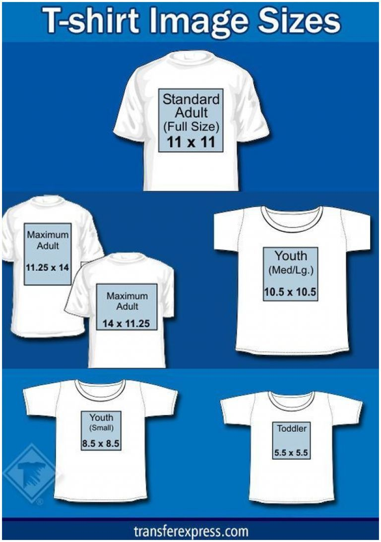 T Shirt Logo Placement Luxury Photos Sizing Chart with