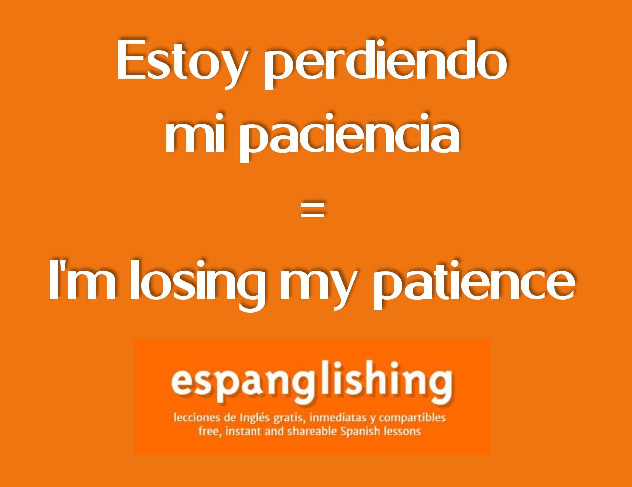 Free Instant And Shareable Spanish Lessons Lecciones De