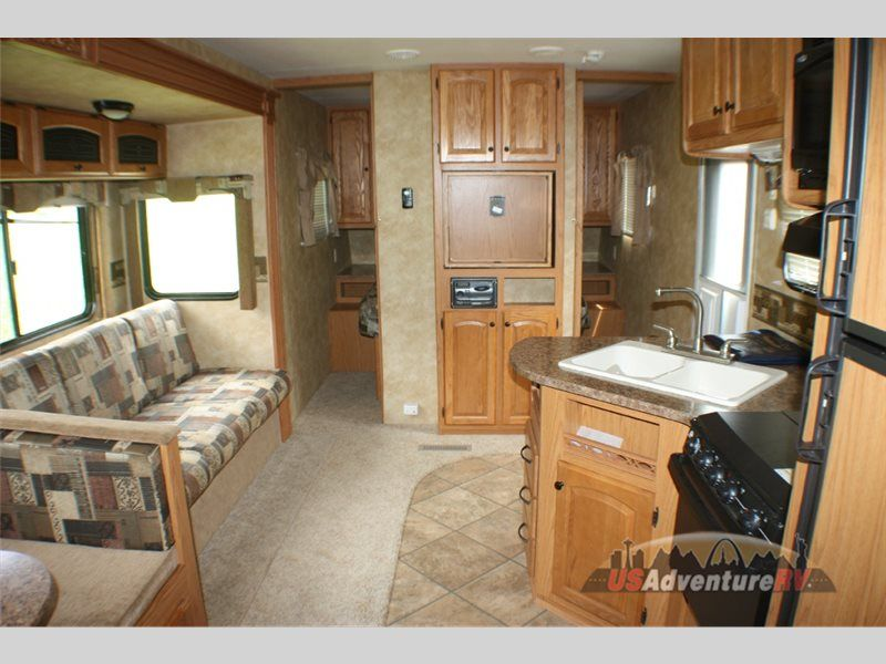 Used 2010 Heartland North Country 27BHS Travel Trailer at US Adventure RV | Davenport, IA | #HRFW1904A