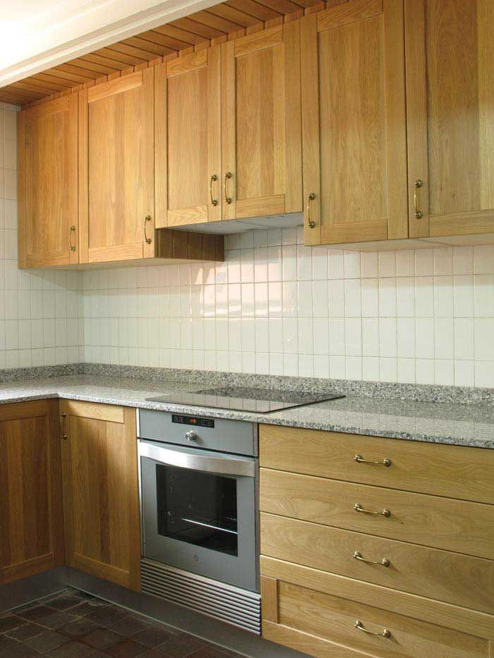 cocina completa ecologica | Basora | Muebles de cocina a medida ...