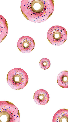 Pink Donuts Iphone Wallpaper Pink Donuts Wallpaper Wallpaper Iphone Christmas Iphone Wallpaper