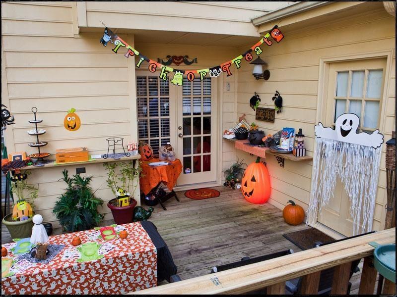 Halloween decorations  IDEAS  INSPIRATIONS halloween party decor - halloween decoration ideas home