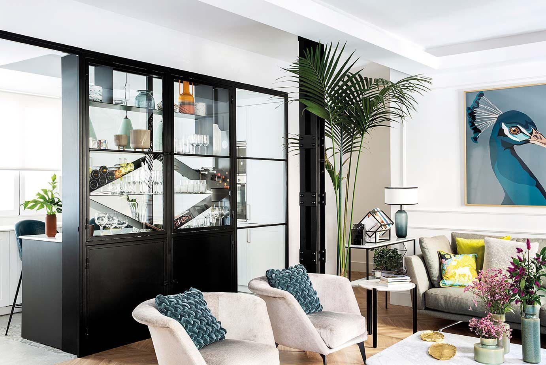 Un piso familiar elegante para disfrutar con amigos
