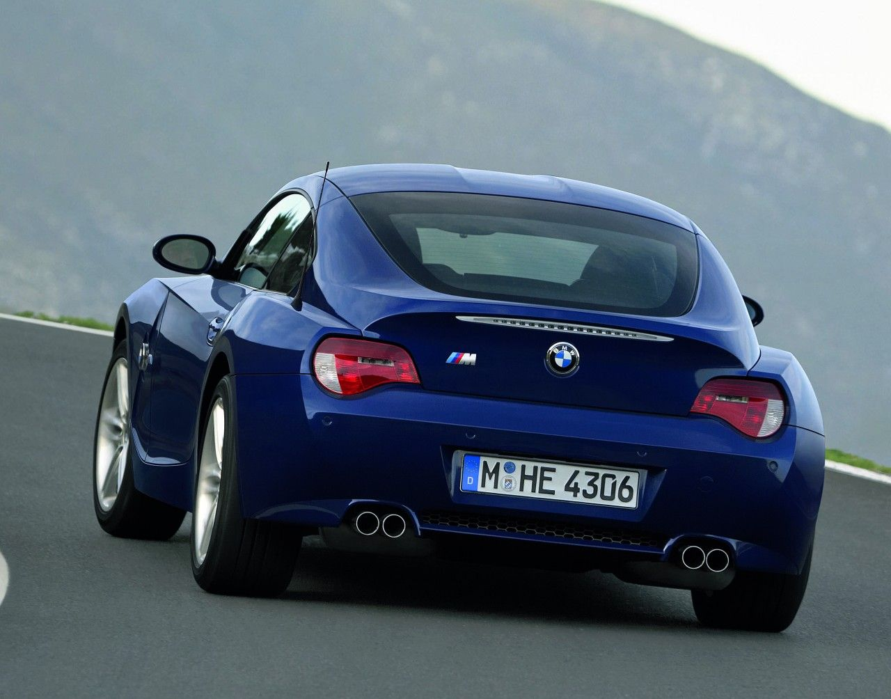 BMW Z4 M Coupe matte black widebody | BMW Roadsters & Coupes ...