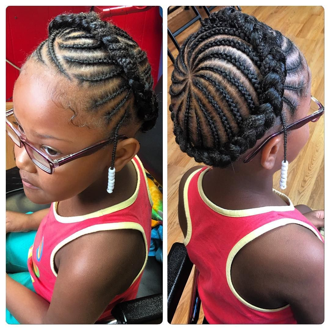 60 stylish hairstyles with braids for kids — from box and crochet