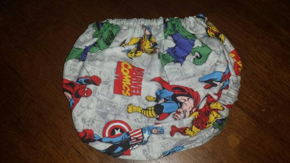 Check out this item in my Etsy shop https://www.etsy.com/listing/238333674/marvel-diaper-cover
