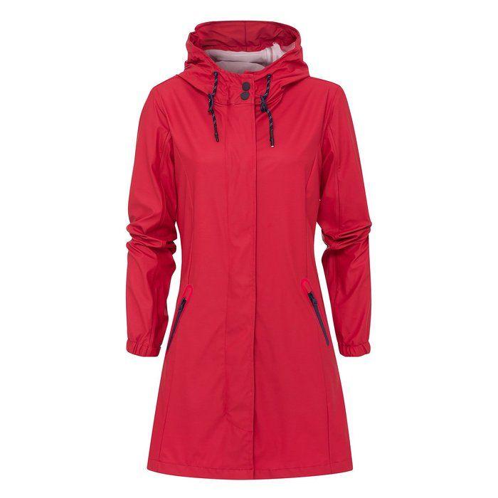 Soteer Damen Jacke Leicht Regenjacke Wasserdichter