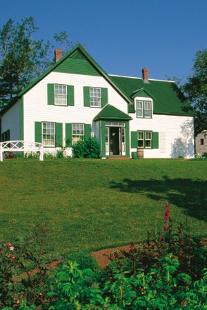 Cavendish Pei Anne Of Green Gables Prince Edward Island Green