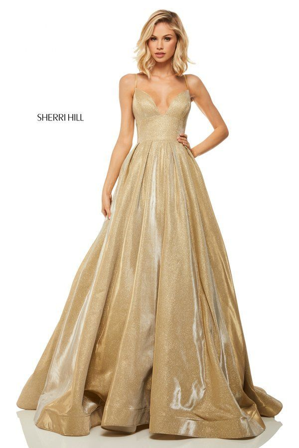 060dd32a94f1 Sherri Hill Style 52832   Spring 2019 Prom Dresses and Social Occasion  Dresses in 2019   Prom dresses, Sherri hill prom dresses, Dresses