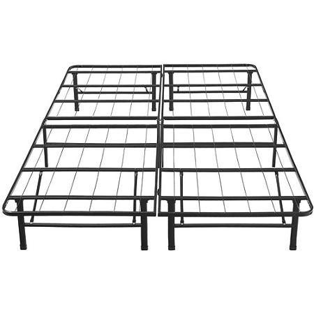 Walmart Premier Platform Bed Frame Bed Frame Mattress Metal