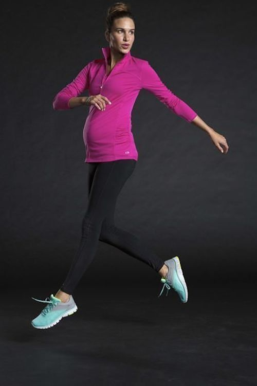 86a7650c5066f9 Women s maternity workout gear. That is cute. From Target