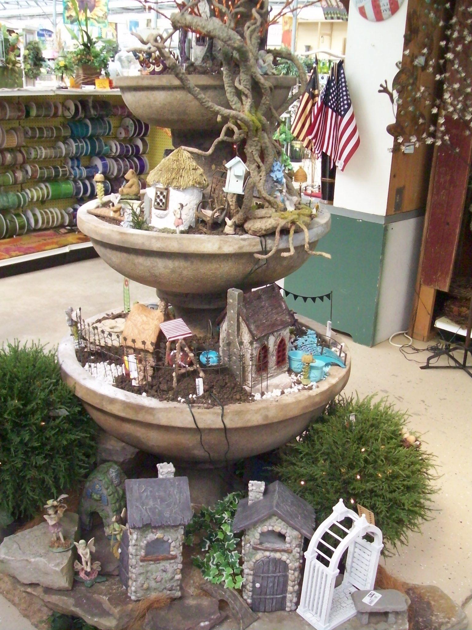 Visit Your Local Garden Store Mini Fairy Garden Garden Ideas
