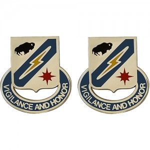 3rd Infantry Brigade 3rd Division Special Troops Battalion Patch