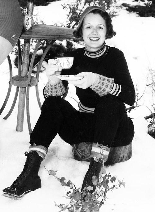 Mary Astor, 1930s