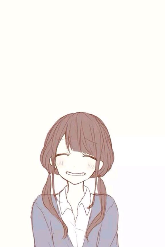 drawings couples Girl anime cute