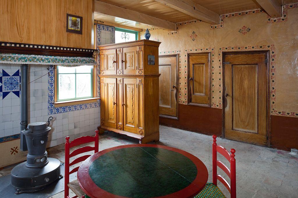 Boerderij historisch interieur for Boerderij interieur