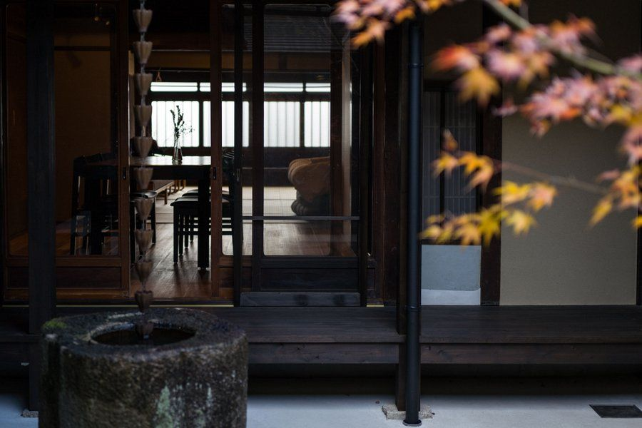 Stay in the kyoto moyashi house  year old renovated machiya spoon  tamago also rh hu pinterest