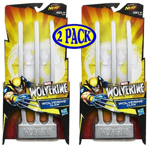 Marvel S Wolverine Wolverine Claw Toy 2 Pack Hasbro Http Www