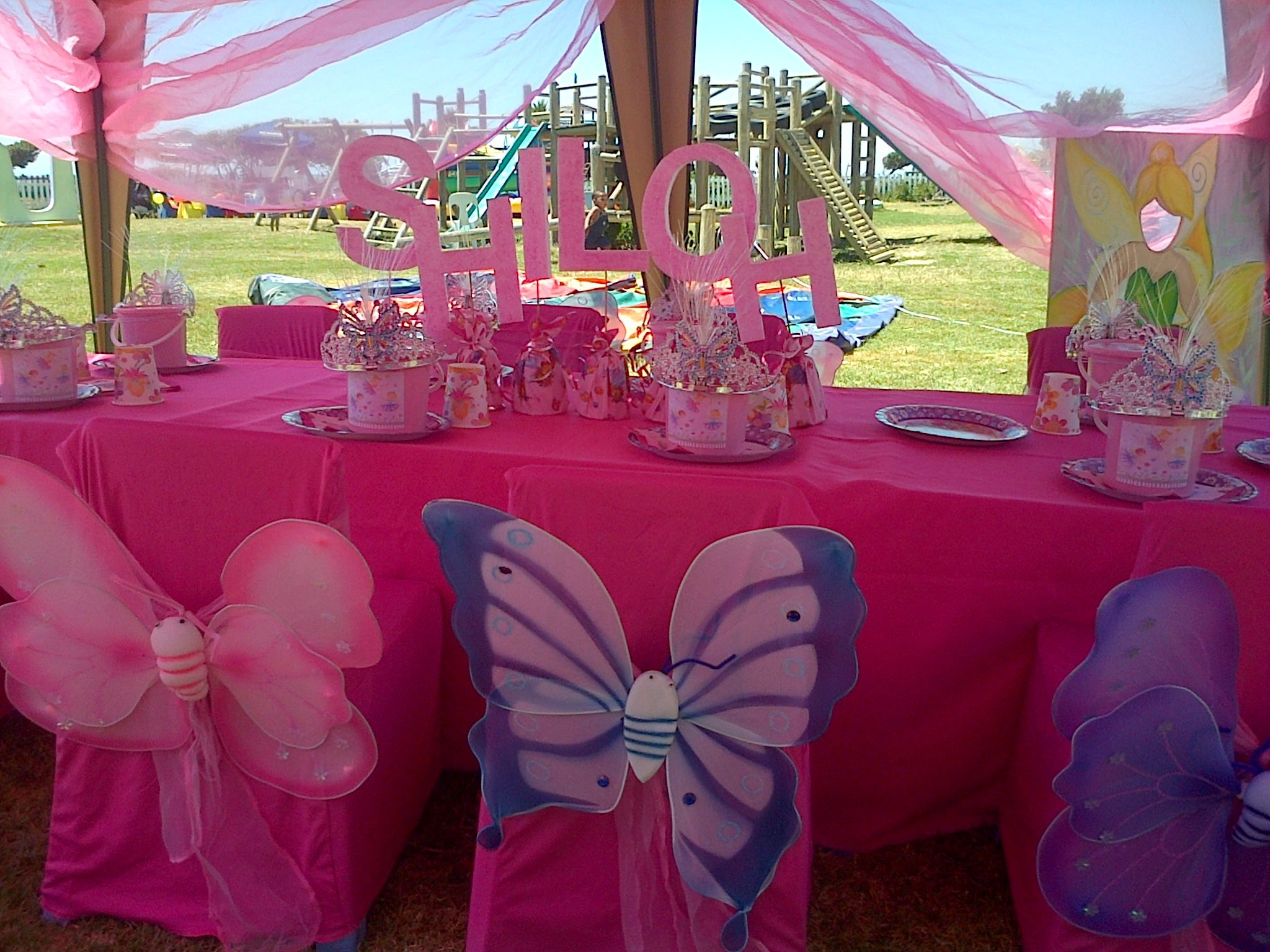 1000+ images about Theme party ideas for girls on Pinterest ...