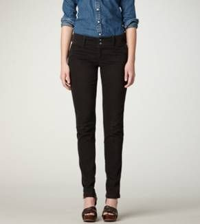 #AmericanEagle Skinny Trouser, saw these today! too bad i can't get ae pants unless i get them online... tall girl problems!