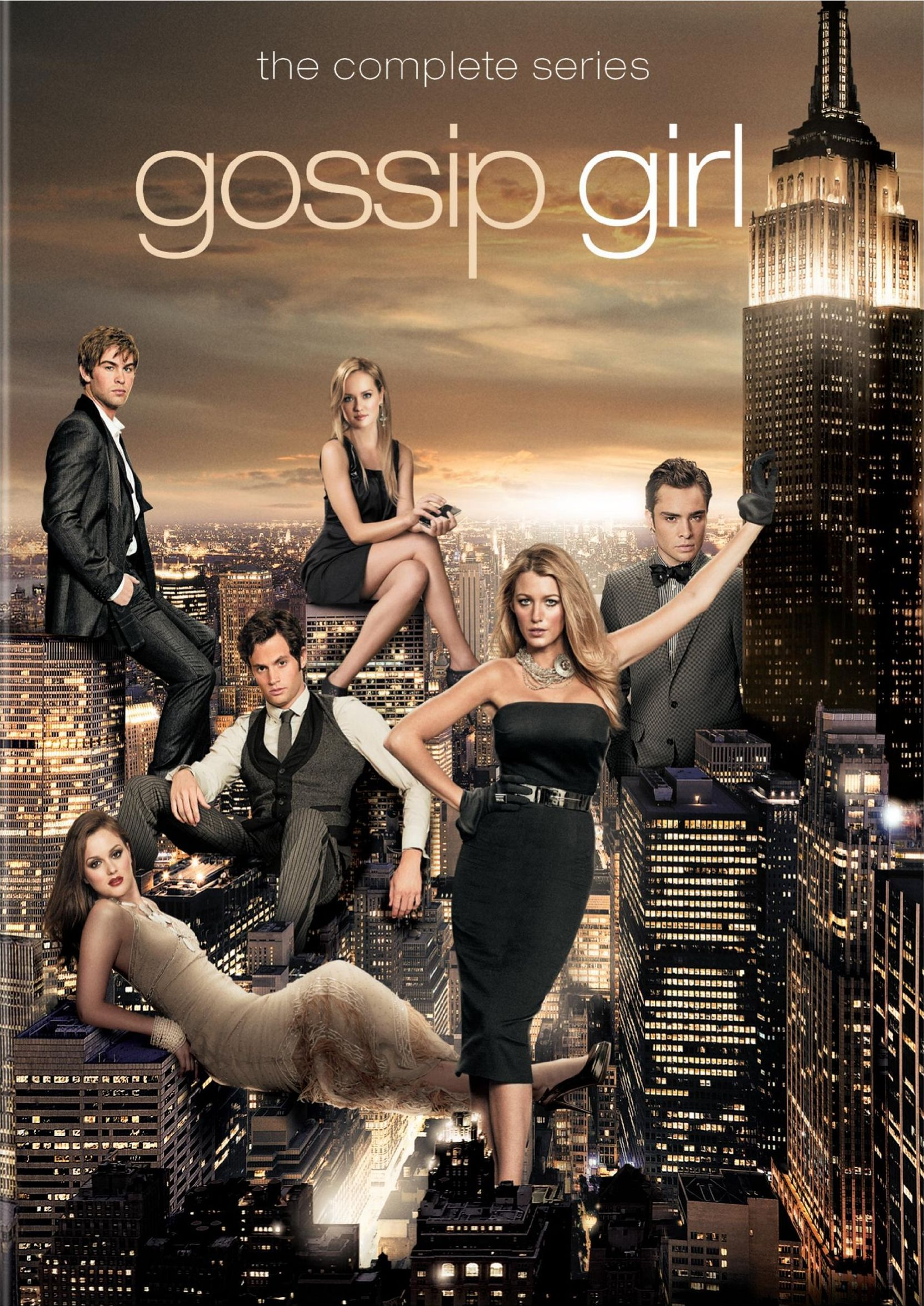 Who are the cast of gossip girl dating