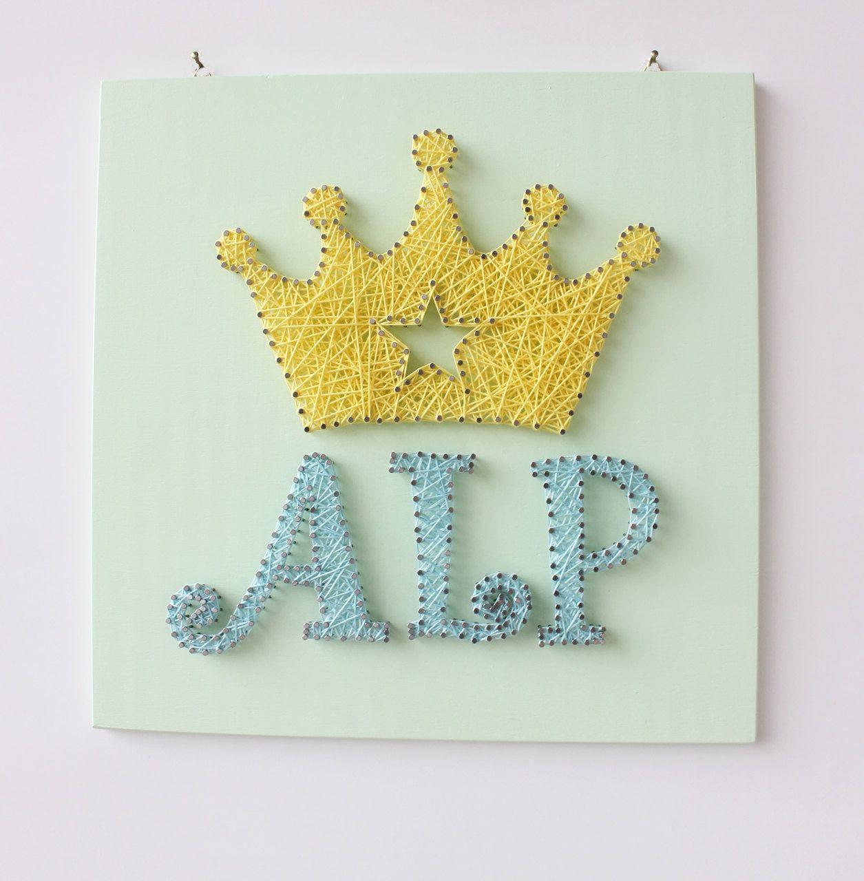 Nursery Wall Art, Baby Gift, Personalized Nursery Decor ...