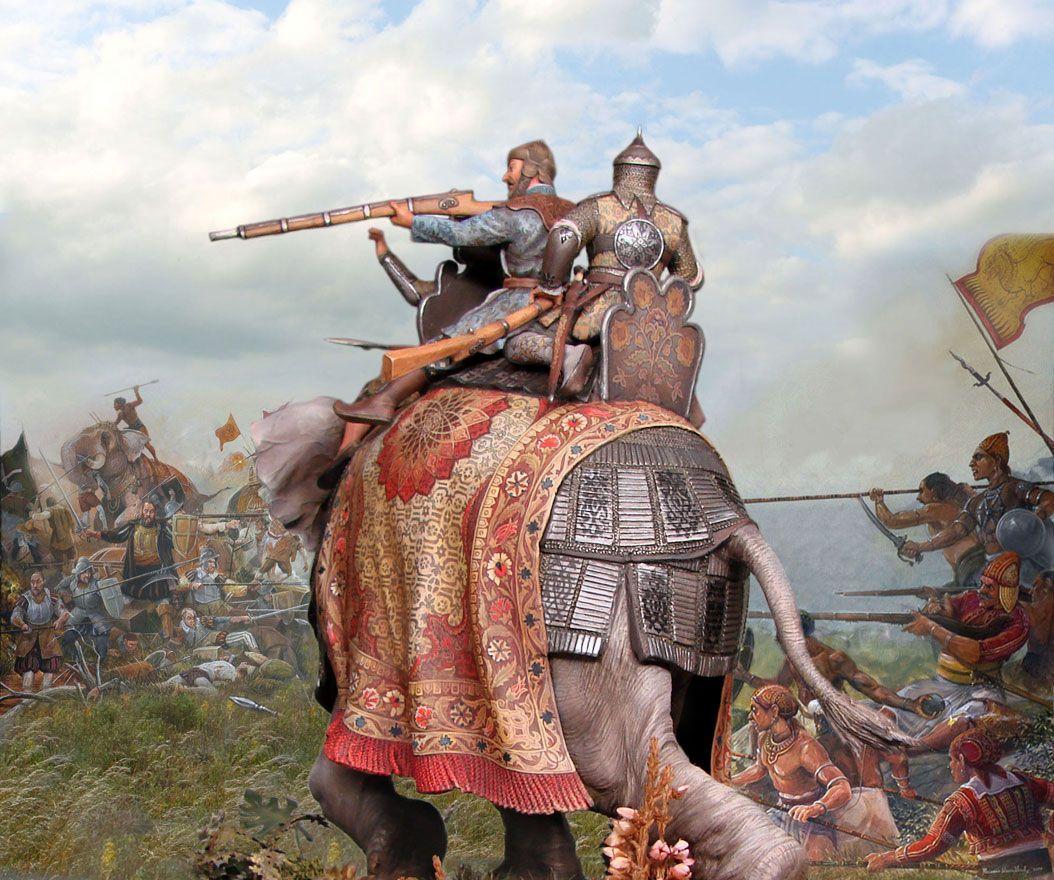 War History Of Ancient India : WAR ELEPHANT - YouTube