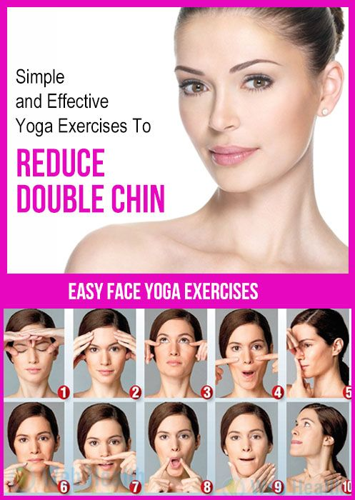 How to Reduce Face Fat Naturally   Facial tips & exercises   Face