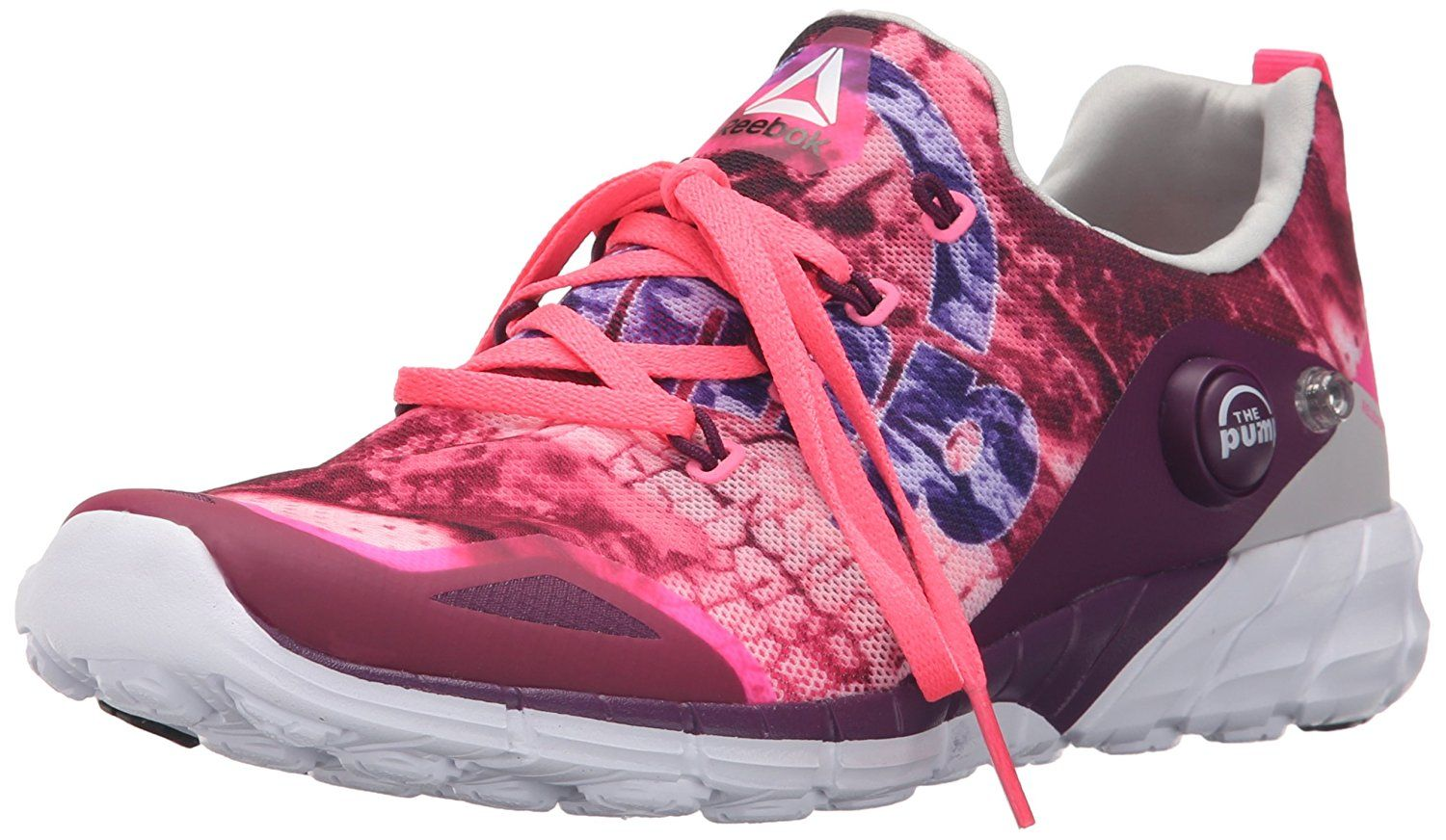 Reebok Women s Zpump Fusion 2.0 Dunes Running Shoe    Find out more details  by clicking the image   Athletic sneaker shoes cf391ae20
